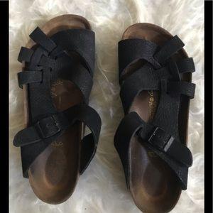 BIRKENSTOCK PAPILLIO Sandals. Size 9/40